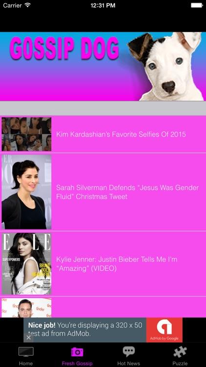 Gossip Dog screenshot-3