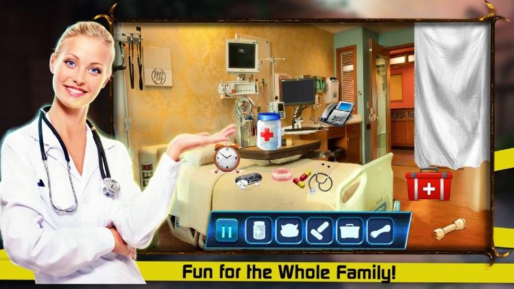 Hidden Hospital Mystery: True Murder Detective & Solve Criminal Case screenshot-4