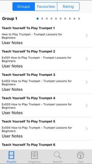 Teach Yourself To Play Trumpet