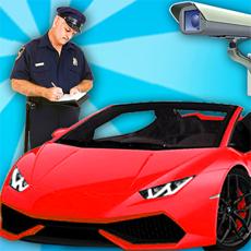Activities of Traffic Police Speed Camera 3D