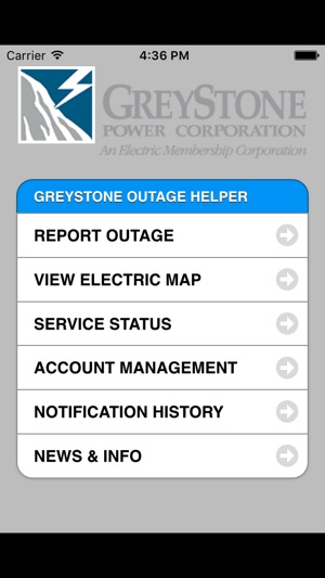 Greystone Outage Helper On The App Store