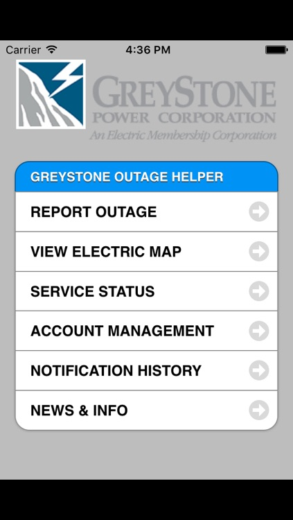 Greystone Outage Helper By Datavoice International