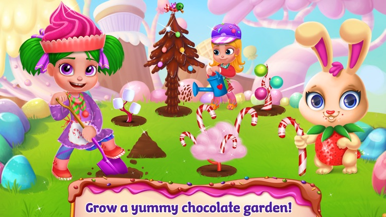 Chocolate Candy Party - Fudge Madness screenshot-3