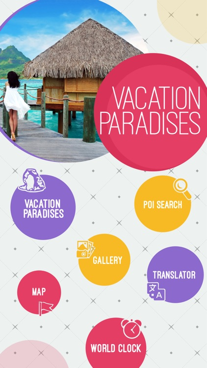 Best Vacation Spots in the World