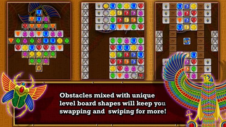 Jewel Drops 2 - Match three puzzle screenshot-3