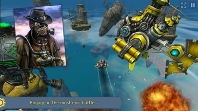 Sky to Fly: Faster Than Wind 3D screenshot 2
