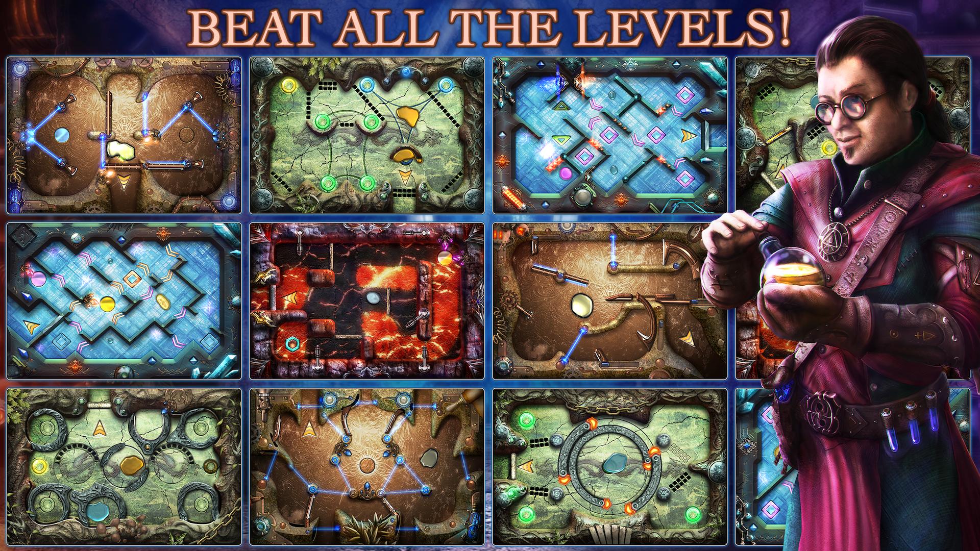 Alchemic Maze screenshot 11