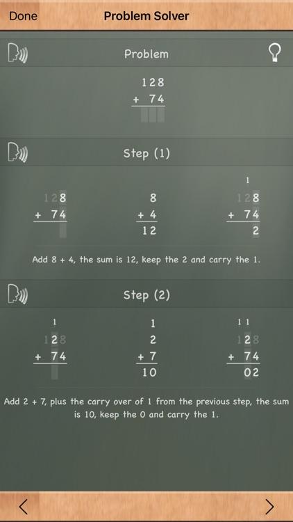 MathBoard Addition screenshot-3
