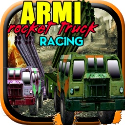 Army Rocket Truck Racing