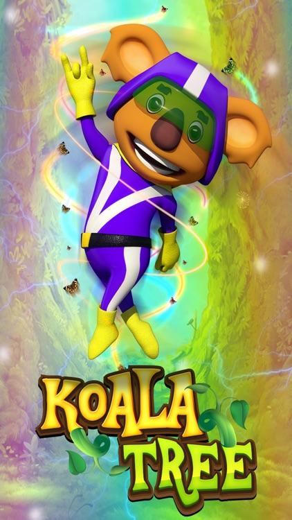 Koala Tree : Epic Run & Jumping Adventure screenshot-4