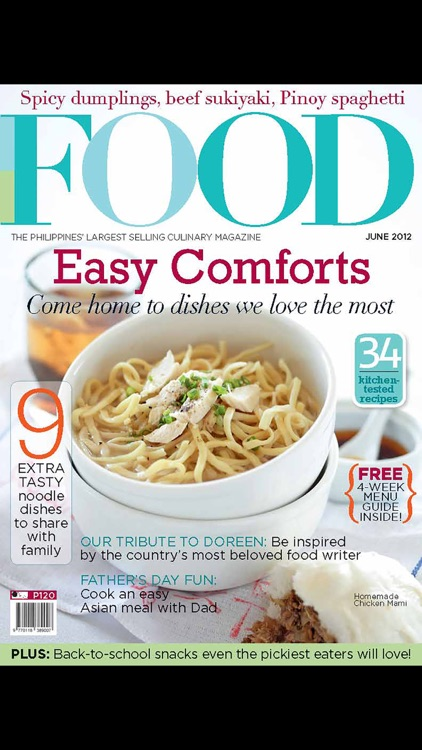 Food Magazine Philippines