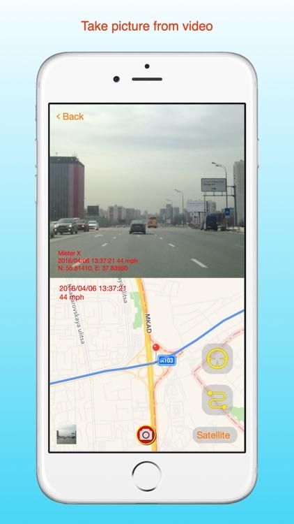 Rec NKPro - Dashcam with voice control