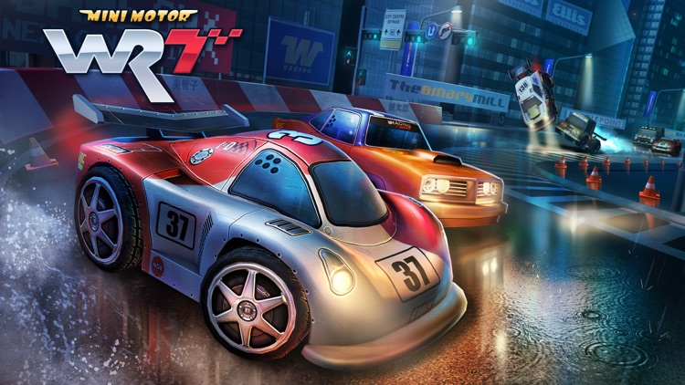 Mini Motor Racing WRT screenshot-0