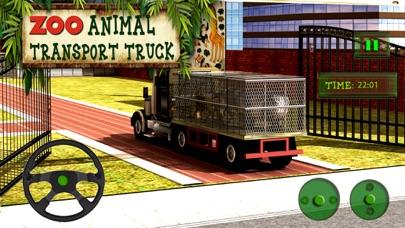 動物園の動物の輸送トラックの運転、駐車場マニアのおすすめ画像4