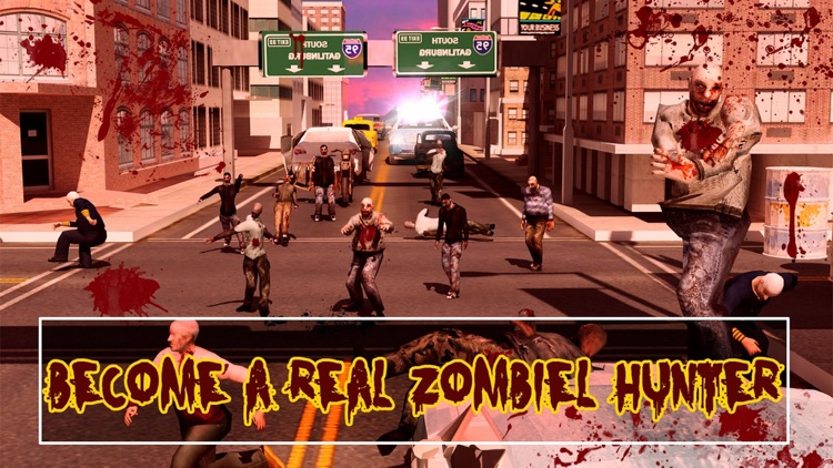 Into The Zombies