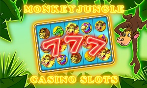 Monkey Jungle Casino Slots - Free Vegas Casino Slots
