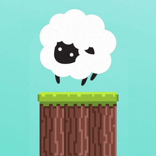 Sheep Jump⁢ icon