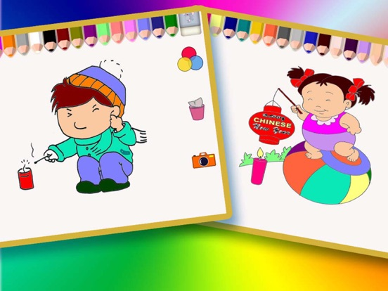 Best Coloring Book For Children - Finger Painting - Doodle To Draw ...