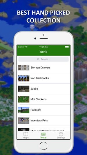 Maps world lite for minecraft pc ultimate collection for 2016 on maps world lite for minecraft pc ultimate collection for 2016 on the app store gumiabroncs Images