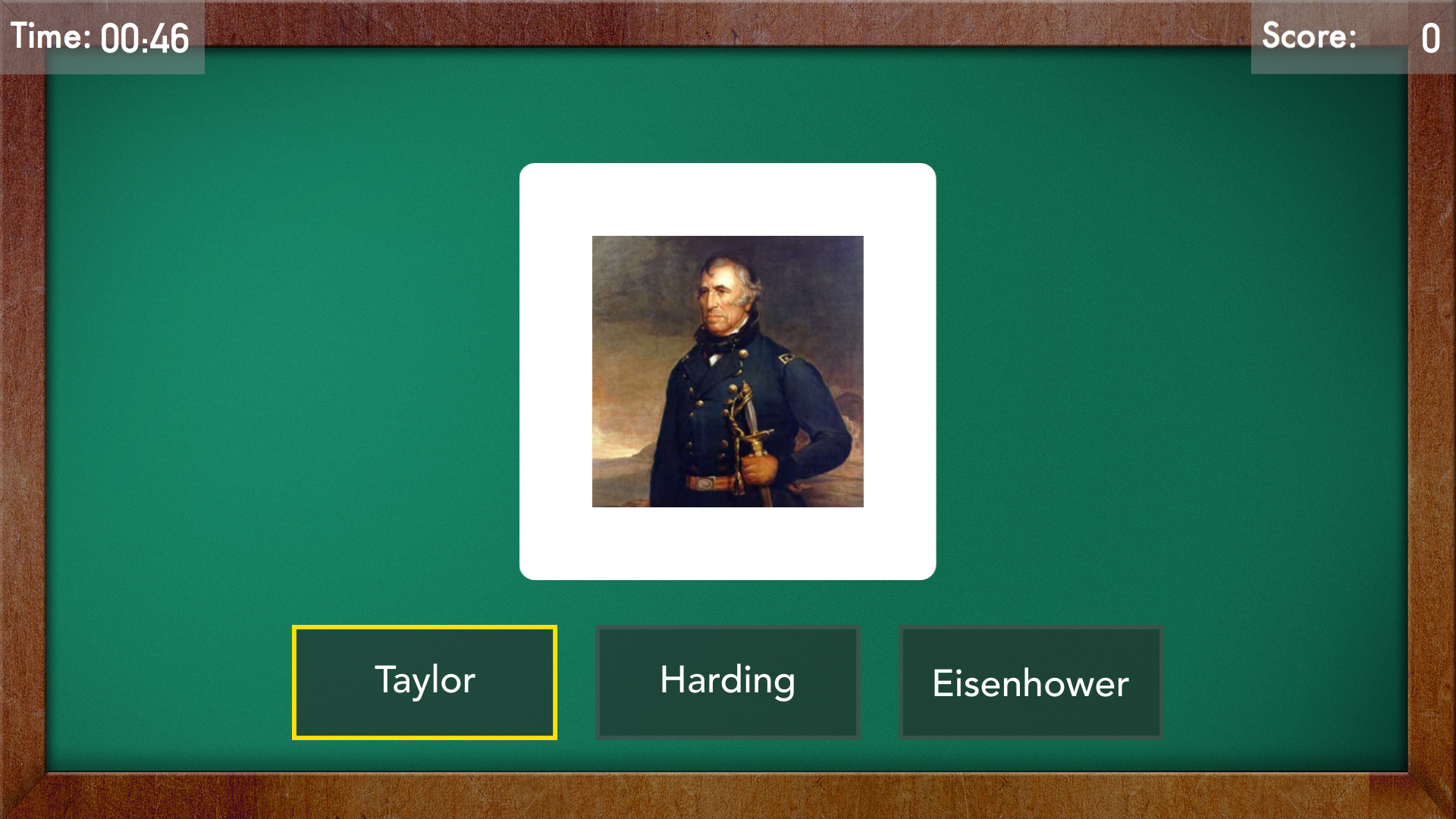 NAME THAT PRESIDENT: Presidential Portrait & Photo Quiz Flash Card Game screenshot 6
