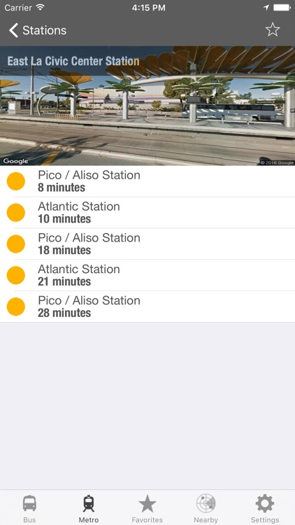 LA Metro and Bus screenshot-0