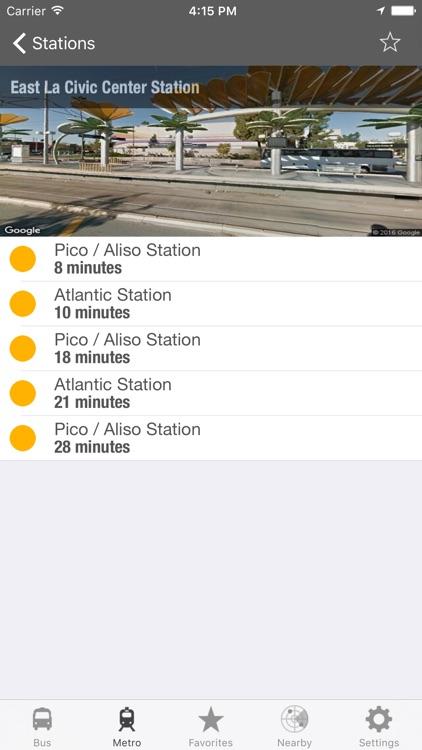 LA Metro and Bus