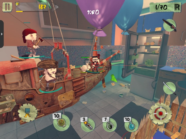 Squareface Screenshot
