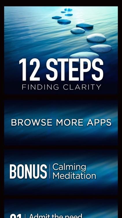 12-Step Addiction Recovery Program Through Meditations