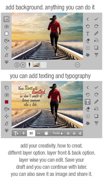 FotoShop Editor PRO - Combine Your Photos Using  Instant Blending and Filtering Tools