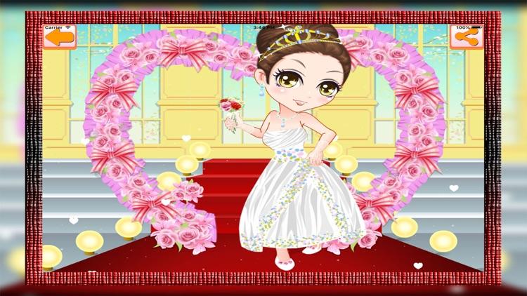 Sweety Bride Dress Up screenshot-4