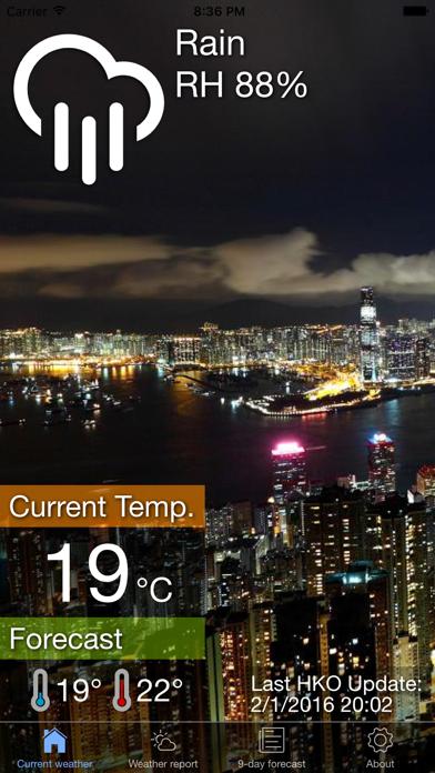 HK Weather Station