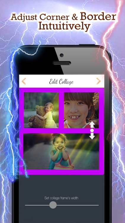 Photo Collage Shape - Collage Creator with Pic Frame Maker & Photo Filter Effects screenshot-3