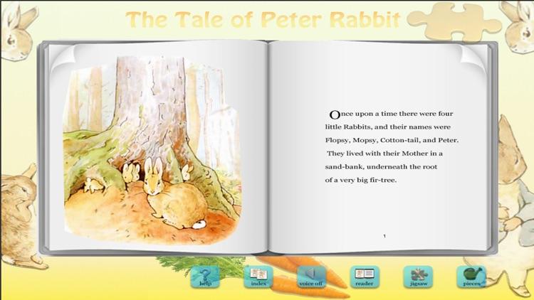 Peter Rabbit Jigsaw Puzzles screenshot-3