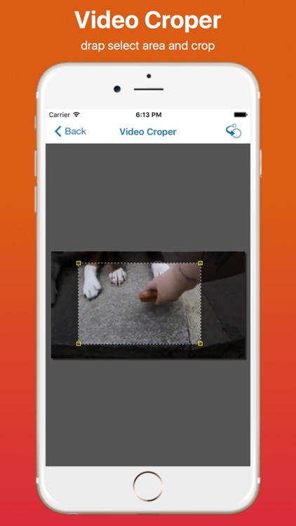 Easy Video Crop and Trimmer screenshot-4