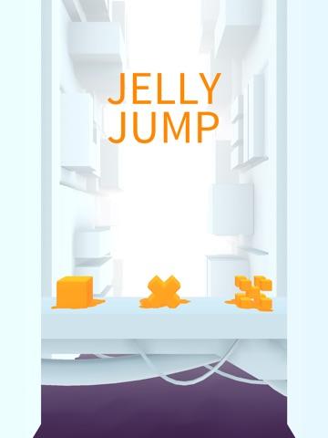 Jelly Jump на iPad