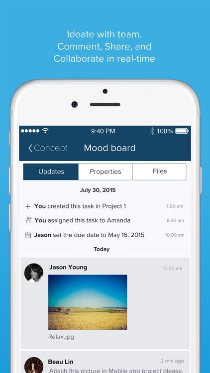 Taskworld - Work Smarter Together screenshot-3