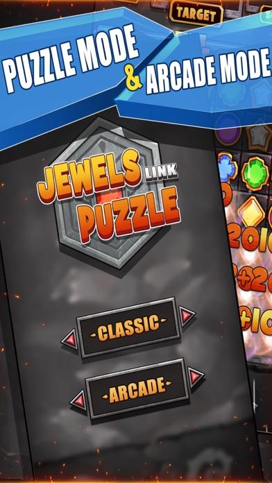 Jewels Link Puzzle screenshot four