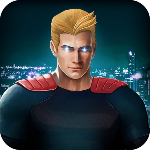 Super Human Simulator iOS App