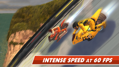 Screenshot from Impulse GP - Super Bike Racing