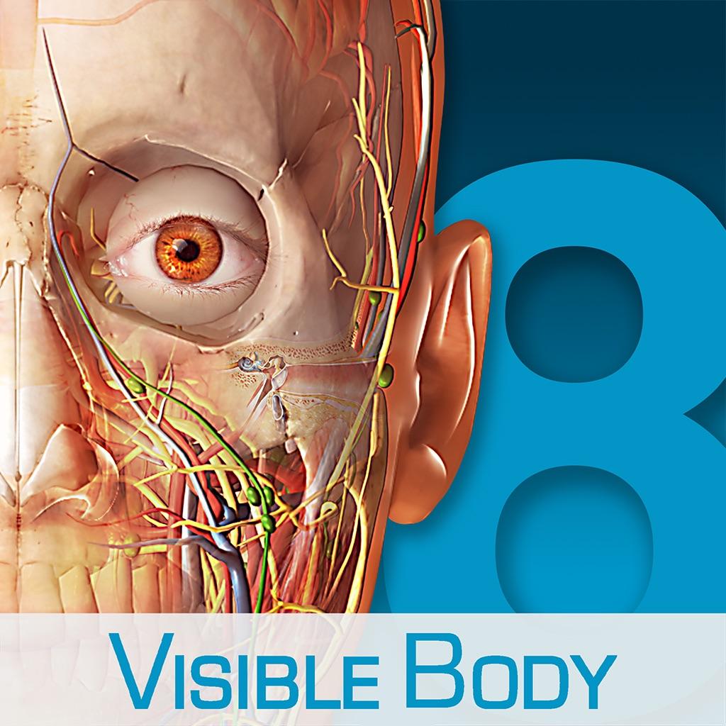 Atlas de anatomía humana App Revisión - Medical - Apps Rankings!