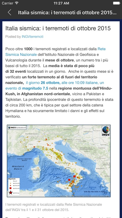 INGVterremoti screenshot-3