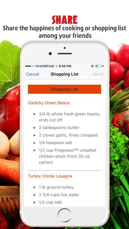 2000+ Vegetable Recipes Pro screenshot-4