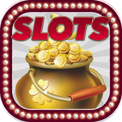 Golden Four-leaf Clover Slots Machine - FREE Edition
