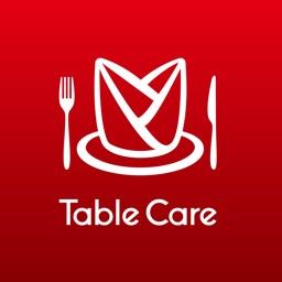 TableCare 飲食店のリアルタイム空席予約!