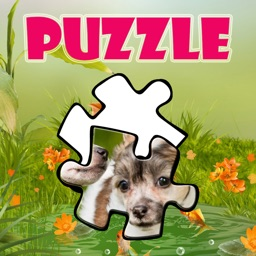 Dogs and Puppies Jigsaw Puzzles for Kids