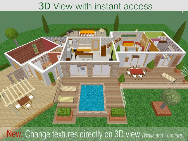QuickPlan 3D - Design your home floor plans on the App Store
