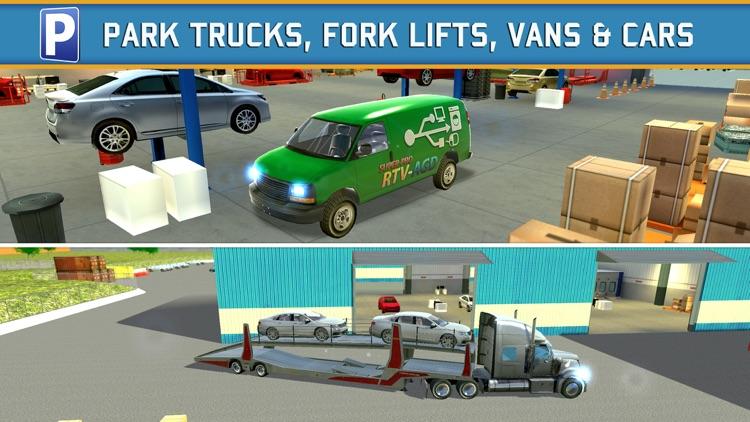 Car Factory Parking Simulator a Real Garage Repair Shop Racing Game screenshot-4