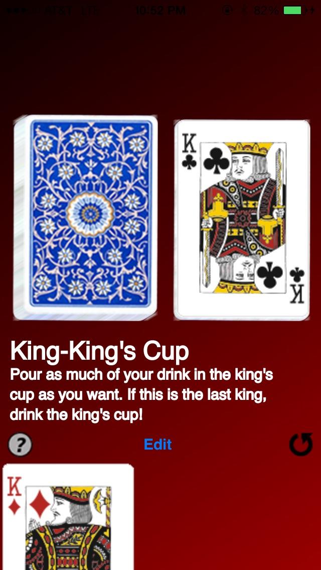King's Cup Free Screenshot