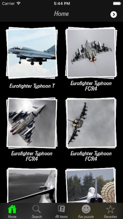 Eurofighter Info Kit