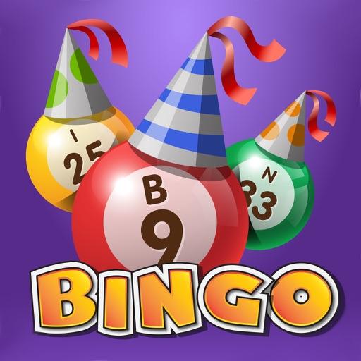 Wild Party Bingo:  Best Social Multiplayer Bingo Game icon